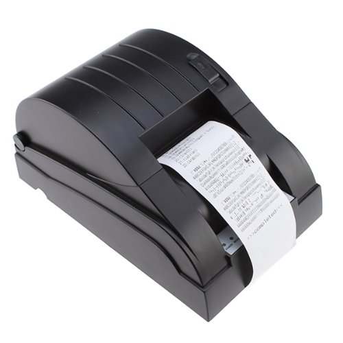 Imagestore - Brainydeal SC9-2012 High-speed 58mm POS Receipt Thermal Printer USB Black by Imagestore - Brainydeal