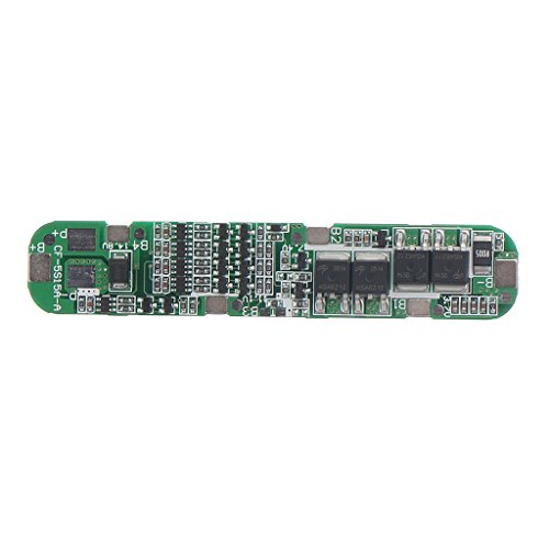 Goodqueen 5S 15A Li-ion Lithium Battery 18650 Charger PCB BMS 18.5V Cell Protection Board