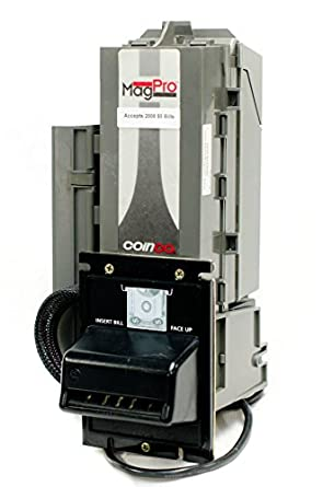 Amazon com: Coinco Mag Pro MAG50B MAG30B Bill Acceptor