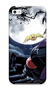 New Tpu Hard Case Premium Iphone 5c Skin Case Cover(anime 2x2 = Shinobuden)
