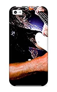 New Cute Funny Metallica Bassist Music People Music Case Cover/ Iphone 5c Case Cover