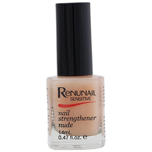 DR LEWINN'S RENUNAIL SENSITIVE - NAIL STRENGTHENER - NUDE (15ML) by Dr. Lewinn's