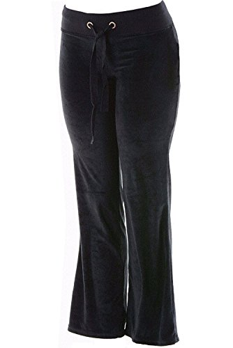 Velveteen Straight Leg Pants - 2