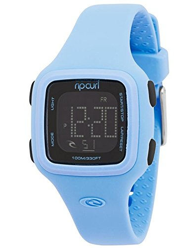 Rip Curl Women's Quartz Plastic and Silicone Sport Watch, Color:Blue (Model: A2466GBAB1SZ) by Rip Curl