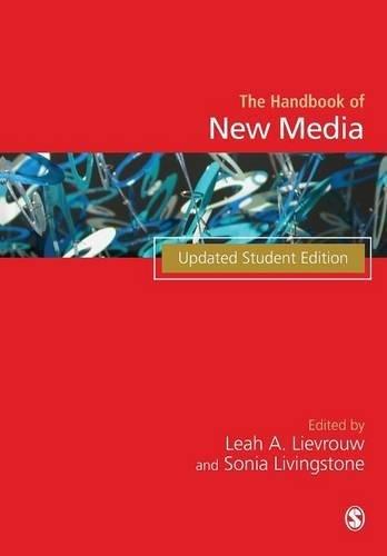 Handbook of New Media: Student Edition