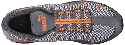 Puma Riverbero In Maglia Scarpe Da Corsa Silenziose Ombra-shocking Arancione