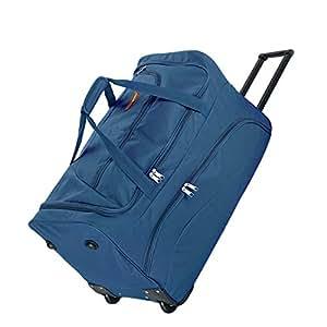 Bolso Viaje Ruedas Gabol Week Azul - Azul