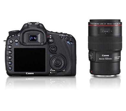 Amazon.com: Cámara digital SLR CMOS EOS de 7 D y 18 ...