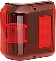 Fulton Clearance 86 Wrap Left Side LED, Red