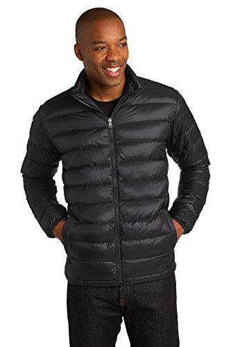 Price comparison product image Port Authority Down Jacket. J323 Black 4XL