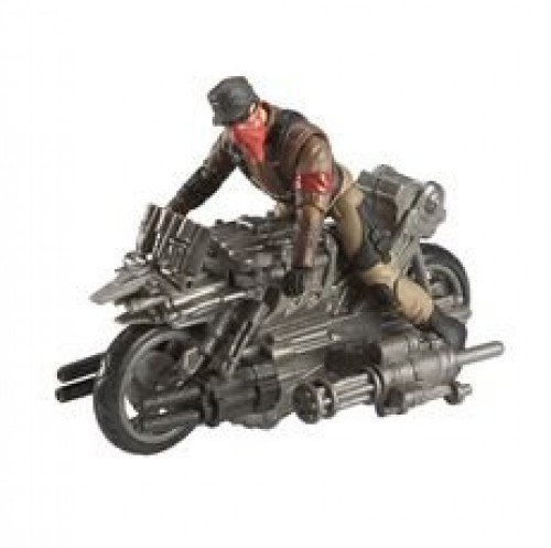 Terminator Salvation Action Figure - John Connor & Motorbike (3.75 Scale) by Character Options