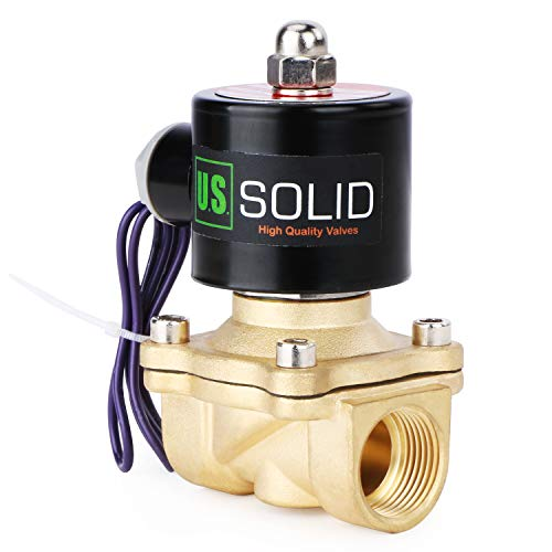 34 Brass Electric Solenoid