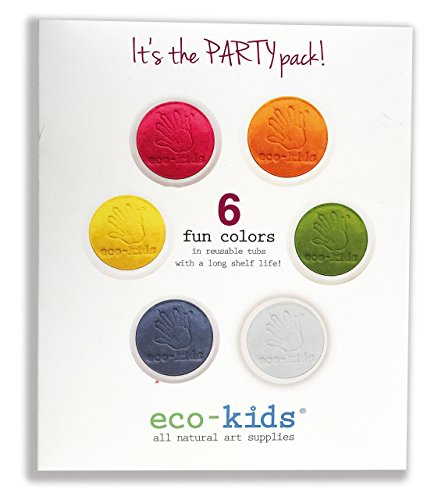 eco-kids Dough, 6 Piece