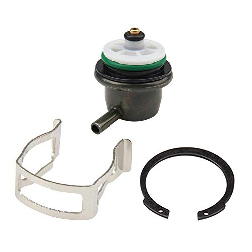 - PR217 Fuel Injection Pressure Regulator Compatible with Buick Pontiac Chevrolet GMC Isuzu Cadillac 23043, 24027, PR203