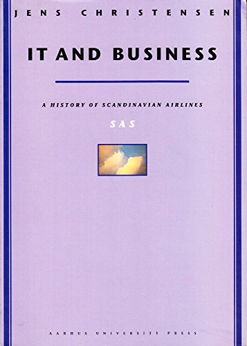 (IT and Business: A History of Scandinavian Airlines)