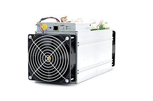 Mining Machine - Bitmain Antminer S9 Bitcoin Miner, 0.098 J/GH Power Efficiency, 13.5TH/s