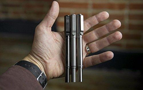 BIG IDEA DESIGN Ti Arto EDC : The Ultimate Refill Friendly Everyday Carry Pen (Stonewashed) by BIG IDEA DESIGN (Image #1)