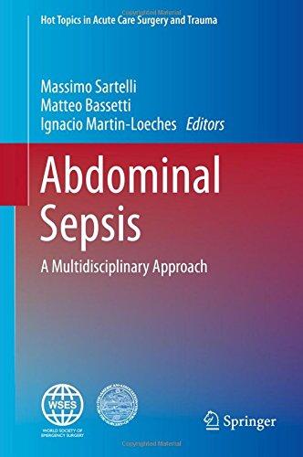 Abdominal Sepsis: A Multidisciplinary Approach (Hot Topics in Acute Care Surgery and Trauma)