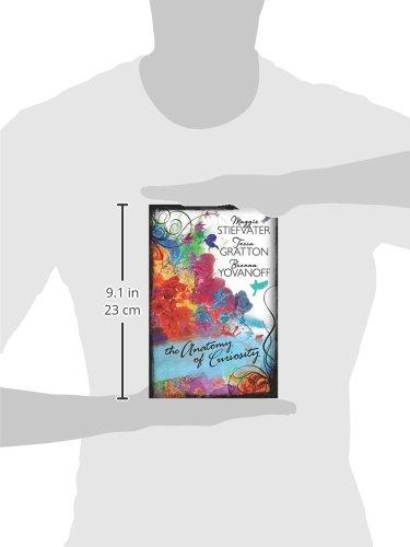 Amazon The Anatomy Of Curiosity 9781467723985 Maggie