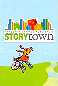 Book Storytown: Intervention Decodable Book 10