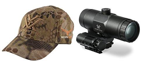 Vortex Optics VMX-3T MAGNIFIER with Flip Mount and IkonOps H