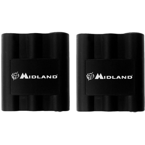Midland AVP7 Rechargeable Battery Packs for Midland HH54, XT511 and GXT Series GMRS Radios - Midland Stores Mall