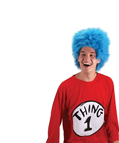 Thing 1 Adult Costume Kit - Large/X-Large (Thing 1 Adult Costume)