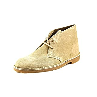 Clarks Bushacre 2 Mens Size 8 Brown Suede Chukka Boots UK 7.5 EU 41 (B004IR0HPO) | Amazon price tracker / tracking, Amazon price history charts, Amazon price watches, Amazon price drop alerts