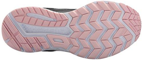 pink Gunmetal Donna Saucony Running 10 Ride Scarpe 7qwv8F