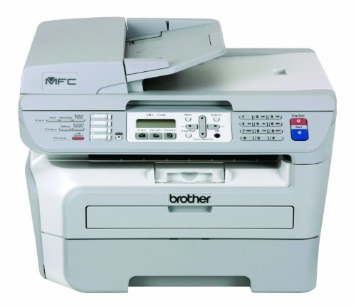Brother MFC-7340 Flatbed Laser Multi-Function Center by Brother