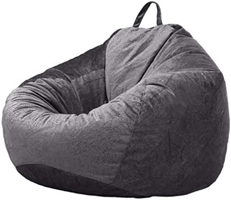 Remarkable Amazon Com Fityle Classic Bean Bag Cover Without Filling Dailytribune Chair Design For Home Dailytribuneorg