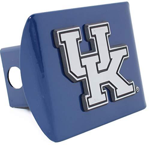 "University of Kentucky Wildcats ""Royal Blue with Chrome UK E"