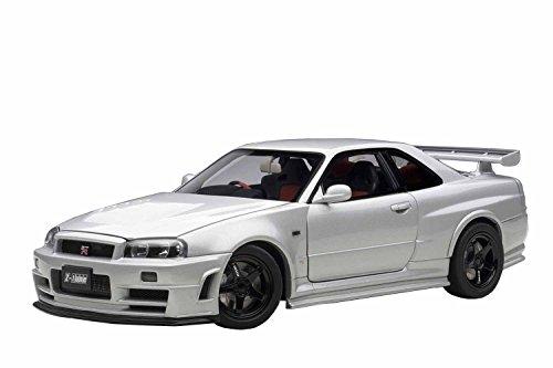 AUTOart 1/18 NISMO R34 GT-R Z-tune (Z-tune Silver)