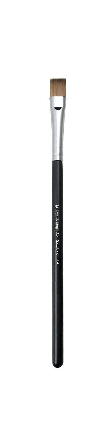 Royal & Langnickel Silk Pro Adding Instant Definition to Eyes Flat Eyeliner Brush BC450