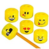 Best Crayon Sharpeners - Play Kreative Emoji Pencil and Crayon Sharpeners 24 Review