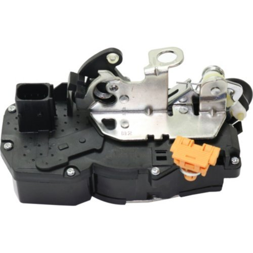 Evan-Fischer EVA2481131833 Door Lock Actuator for Cadillac CTS 08-14 Rear Right Side Integrated With Latch
