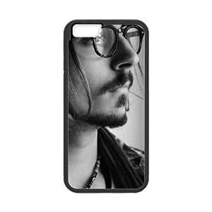 "Onshop Custom Johnny Depp Phone Case Laser Technology for iPhone 6 4.7"""