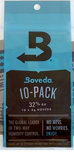 Boveda 32-Percent RH 2-way Humidity Control, 8 gram - 10 - For Glasses 2 $69