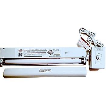 UVB Midband TM Ultraviolet Lamp with Treatment Timer 120v