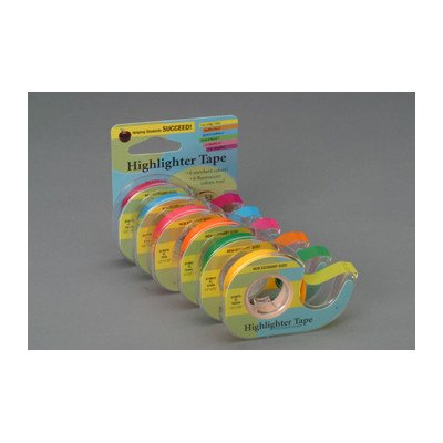 (Removable Highlighter Tape [Set of 2])