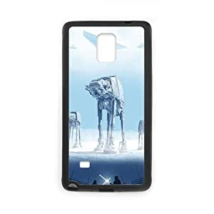zZzZzZ Star Wars Shell Phone For Samsung Galaxy Note 4 Cell Phone Case