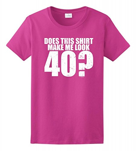 Does This Birthday Ladies T Shirt