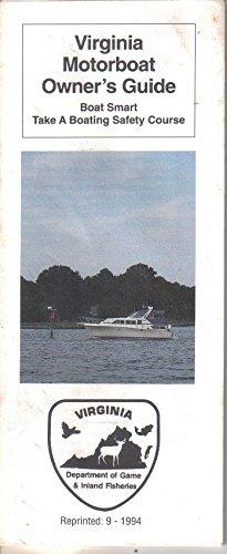 Virginia Motorboat Owner