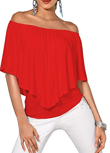 Sweet Sexy Top Blouse - 8