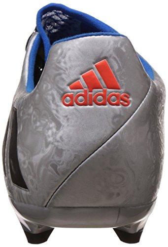 adidas Messi 16.2 FG, Scarpe da Calcio Uomo Argento (Plateado (Plamet / Negbas / Azuimp))