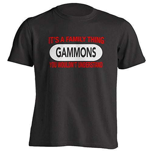 its-a-gammons-family-thing-you-wouldnt-understand-black-family-reunion-t-shirt-xxx-large