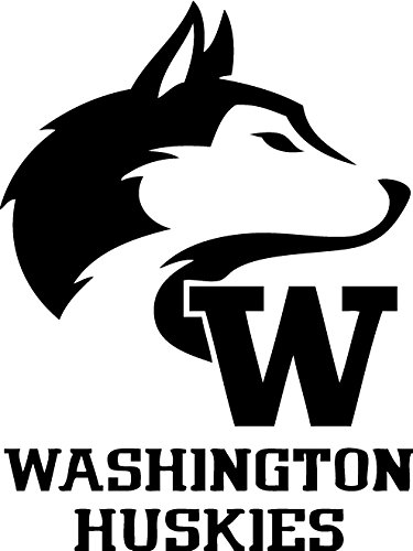 (Washington Huskies Vinyl Decal