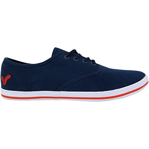 VOIVoi Train (Fiery (408)) - zapatos hombre Marino Y Rojo