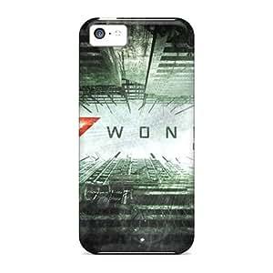 Anti-Scratch Hard Phone Case For Iphone 5c (mrJ13705zSDD) Provide Private Custom Beautiful The Jungle Book Skin