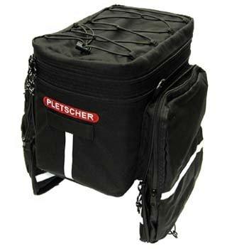 PLETSCHER Freizeit Tasche Touring schwarz